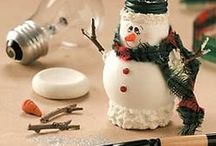 Snowmen / Anything and everything snowmen related! / by Kristi Rhinehart
