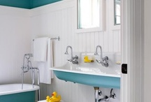 bathrooms / by Stacy Naeve