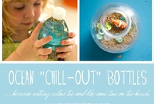 QUIET TIME / Independent and quiet activities for little beans to do.