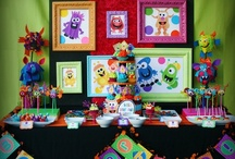 party time >>> monster bash / by Stacy Naeve