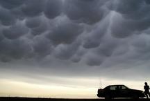 nature - cloud, rain & storm