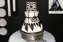 Aneshly Cakes Wedding Cakes / Aneshly Cake works individually with each bride and groom to create a custom wedding cake that is personalized and special. All of our cakes are made to order, with only the freshest ingredients. We deliver our cakes throughout NC Area.