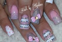 ♚WOW! nailz♚ / by ღℳєℓღ💋💜