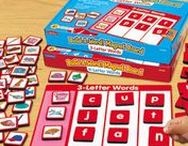 PLAY   Learning Activities / Fun activities for kids that also let them learn!