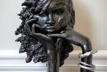 Sculptures  / by Christa Bethune Smith