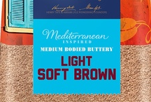 Mediterranean Inspired Light Soft Brown Sugar / Our Mediterranean journey is inspired by centuries of trading sugars across turquoise seas into the sun-drenched Mediterranean Peninsular. Light Soft Brown sugar is moist with fine, quick-dissolving crystals, making it ideal for sauces and fruity preserves.  Medium Bodied Buttery, Flavour Strength 4. To discover more recipes visit tasteandsmile.com