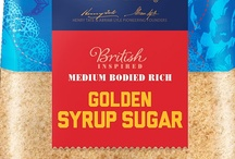 British Inspired Golden Syrup Sugar / Our British journey is inspired by Abram Lyle, who in 1883 began refining on the river Thames banks. The unique flavour of golden syrup has been enjoyed around the world ever since. The Golden Syrup sugar is rich, bold and beautifully distinctive with a luscious, lingering sweetness.  Medium Bodied Rich, Flavour Strength 3. To discover more recipes visit tasteandsmile.com