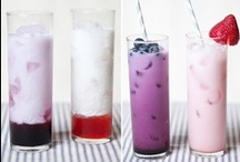 beverages (to try) / by Missy Erving