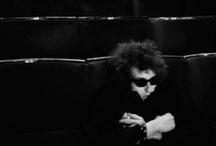 music - black & white photos