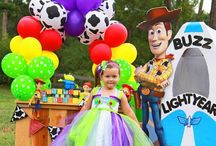 Kids Party Ideas! / by Melissa Wright