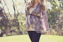 Fashion: Maternity Outfits