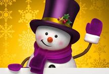Snowmen.. / I dream of snowmen!!