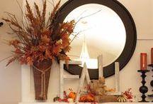 Decorations: Fall
