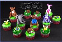 Aneshly CupCakes / Unique and delectably delicious cupcakes including our popular cupcake stands. Perfect for bridal showers, baby showers, weddings and birthdays. We deliver to North Carolina Area. @aneshlycakes.com @aneshlycakes  @aneshly cakes