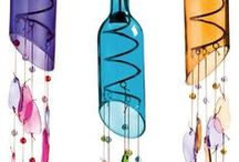 WINE BOTTLE REMAKES / by Susan