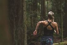 Running / The meditation of running inspires us to keep a steady pace while pushing our limits.