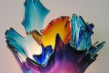 GLASS ARTISTRY / by Susan