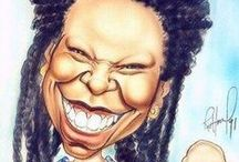 CARICATURES / by Susan