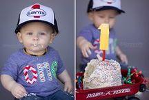 Photography: 1st Birthday & Cake Smash