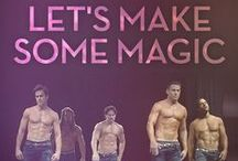 Pure Romance Magic Mike Party Theme / by Bryanna Frederick