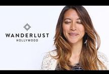 Wanderlust Hollywood / Practice. Taste. Listen. Learn. Gather. ===> wanderlusthollywood.com
