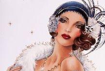 Art Deco Fashion / by Susan