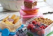 PARENTS   Kids Lunch Ideas / Ideas for parents who are needing inspiration for their kids' lunches!