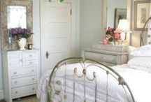 Bedrooms / by Tammy Sanders
