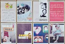 Scrapbooking: My Project Life Pages / My Project Life Scrapbooking Album / by Kayla Aimee