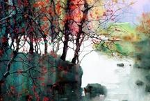 Paintings and Drawings / by Karen Bertie