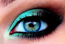 Makeup. / by Hannah Runge