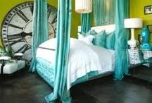 Bedroom Idea's / by Teresa Wellman