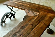 Rustic works/ industrial  / by ~S Leigh