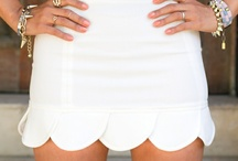 Short skirts / Best fashion trends of skirts for women and teens. Short skirts, long skirts, mico skirts, mini skirts, pencil skirts and all the trends of 2014 / by My Fashion Ten