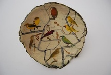 Ceramic Plates and Platters / by Janet Williams