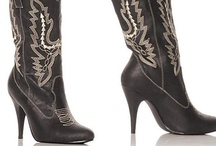 Cowboy boots for women / Womens cowboy boots, cheap womens cowboy boots, women's cowboy boots 2015 fashion boots, cheap cowgirl boots for women. Cute women's volatile western boots / by My Fashion Ten