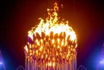2012 Summer Olympics  / Faster Higher Stronger / by Kathie Boyett