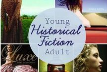 Reads to support History / Historical fiction