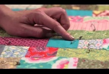 Quilting & Sewing Helps & Tutorials / A place to stash all the great online sewing/quilting helps and tutorials, including free and paid classes. / by JulieCC
