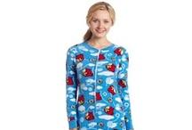 Night Wear - Footie Pajama  / by My Fashion Ten