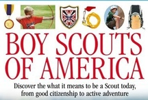 Boy Scouts & Order of the Arrow / My son is a Boy Scout and member of the Order of the Arrow (Scouting's honor society).  This a place for all things BSA & OA / by JulieCC