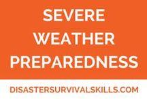 Severe Weather Preparedness/Responder Tools