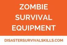 Zombie Survival Equipment