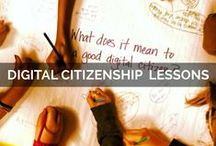 Digital citizenship / Resources to support the essential digital citizenship skills required to live and work in a 21st century digital world