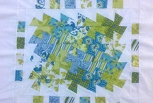 Do the Twist-er Quilt! / Quilting ideas using the Twister Tools
