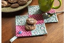 A Rug for my Mug / All things mug rugs . . . and coasters! / by JulieCC