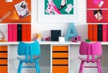 interiores - vivienda - espacios de trabajo / by Elisa Lara