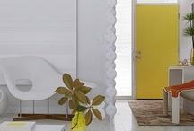 interiores - vivienda - entrada / by Elisa Lara