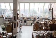 clases-estudios artistas / by Elisa Lara