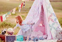 Outdoor Magic Spaces : Kids
